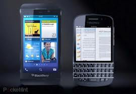RIM Announced Its First BlackBerry 10 OS Devices, BlackBerry Z10 and Q10