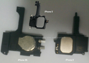 Purported iPhone Parts