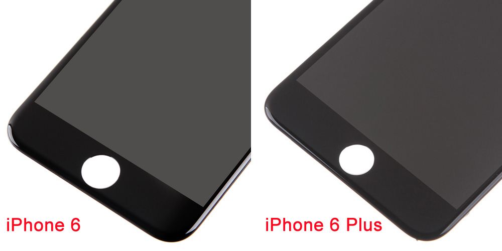 iphone 6, 6 Plus Screen Comparison 6