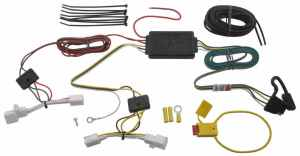 Tow Ready Custom Fit Vehicle Wiring for Mazda CX9 2011