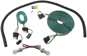 Honda Wiring Tow Bar Electrics Diagram Pinouts for Civic