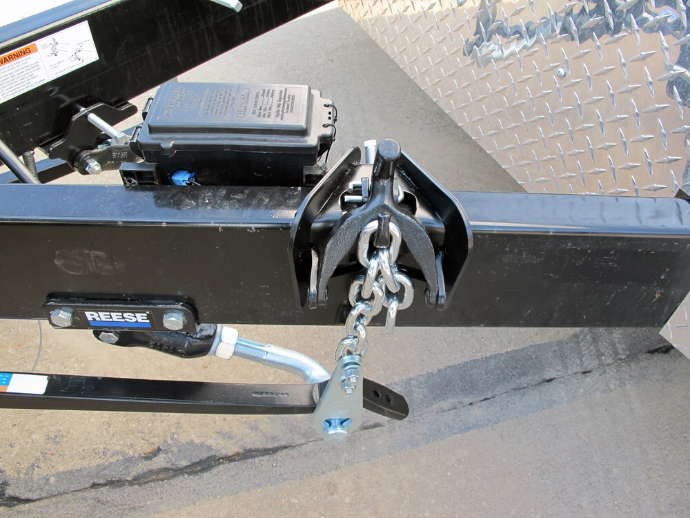 Cam Distribution Hitch Dual Weight