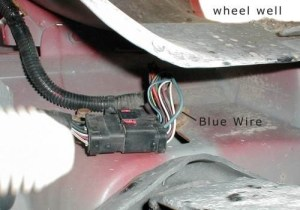 Finishing Brake Controller Output Circuit on 2003 Dodge