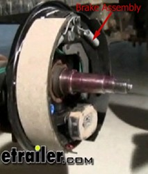 Parts Needed to Add Electric Drum Brakes to a Trailer