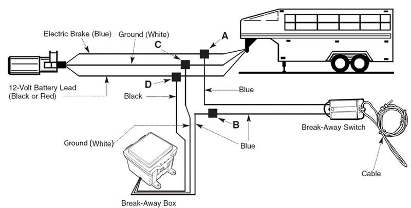 qu20763_800?resize=665%2C337&ssl=1 7 way flat blade trailer wiring diagram wiring diagram,Horse 7 Spade Trailer Wiring
