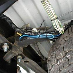 Wiring in a Camper Shell 3rd Brake Light on a 2006 Chevy Silverado 1500 | etrailer