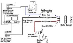 Q5 & Tekonsha  Found the 4pin plug; now what