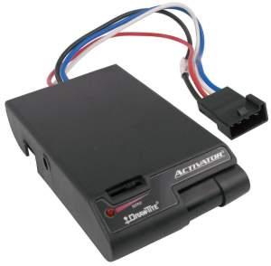 DrawTite Activator Trailer Brake Controller  1 to 2 Axles  Time Delayed DrawTite Brake