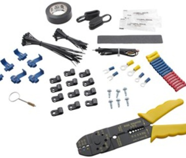 Additional Tools For Routing Wires