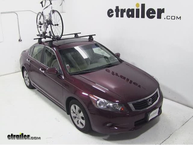 honda accord bike rack roof