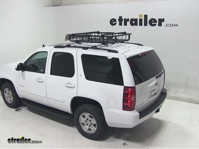 thule moab roof top cargo basket review 2013 chevrolet tahoe