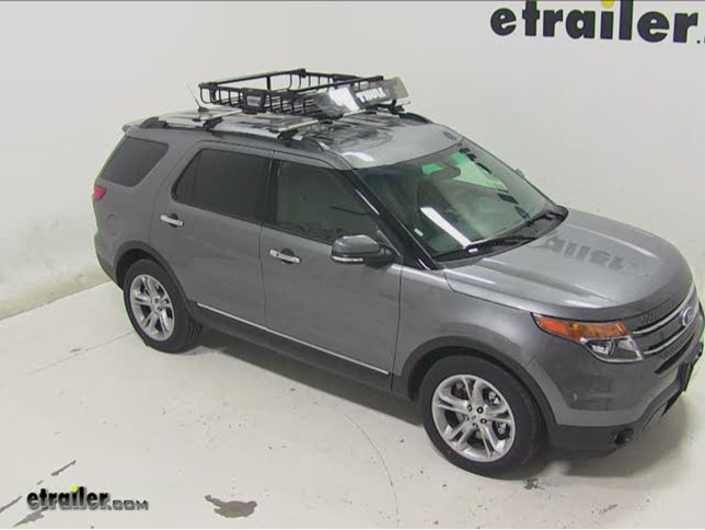 thule moab roof top cargo basket review 2014 ford explorer