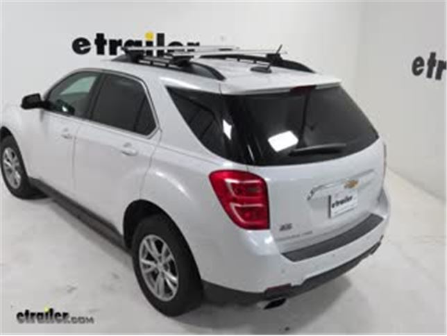 thule roof rack review 2017 chevrolet equinox