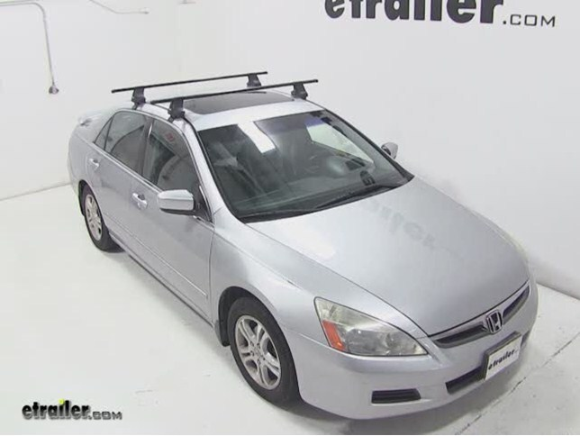 Make your carrying method the least of your worries with kayak racks and canoe carriers. Honda Accord Kayak Rack Off 52