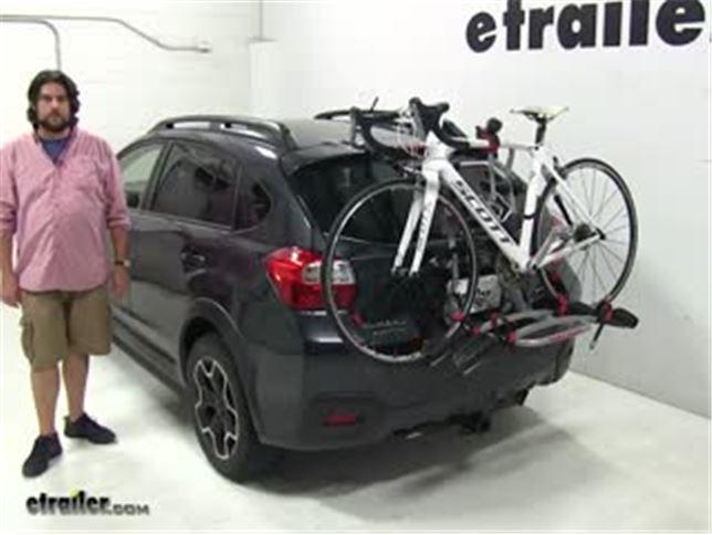 greatest subaru subaru crosstrek bike rack