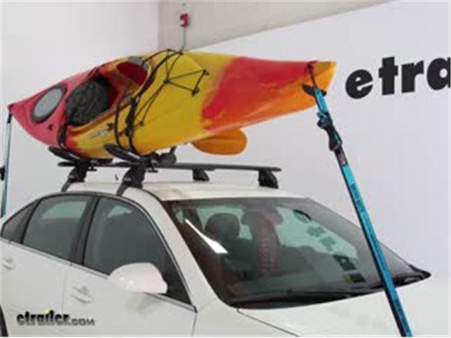 rhino rack j style kayak carrier review