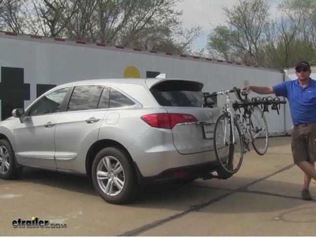 acura rdx hitch bike rack