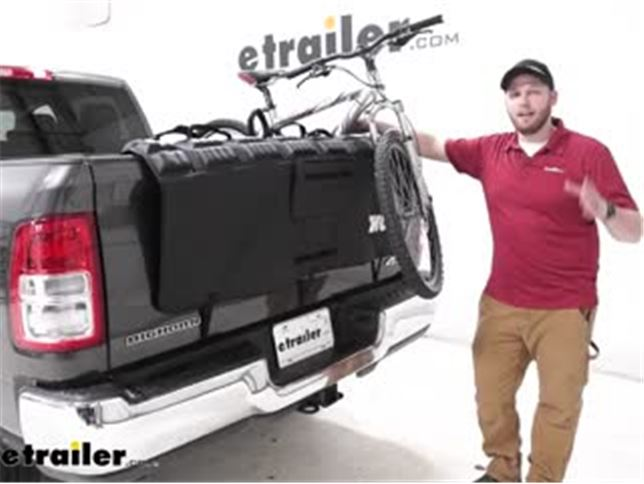 thule truck bed bike racks review 2019 ram 2500