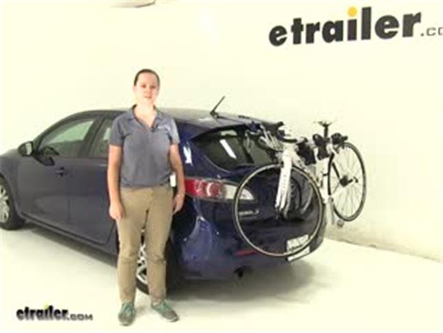 thule trunk bike racks review 2012 mazda 3