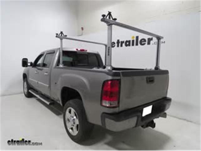 thule ladder racks review 2013 gmc sierra