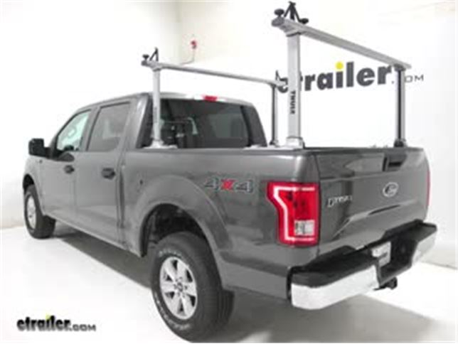 thule ladder racks review 2017 ford f 150