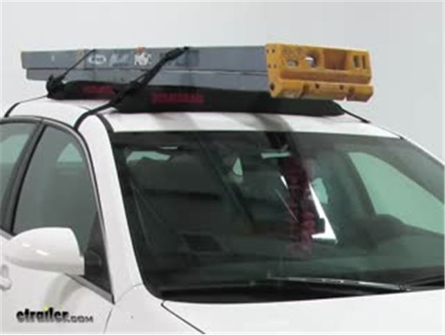 yakima easytop universal fit roof rack review