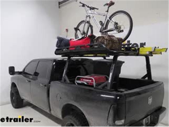 yakima truck bed rack