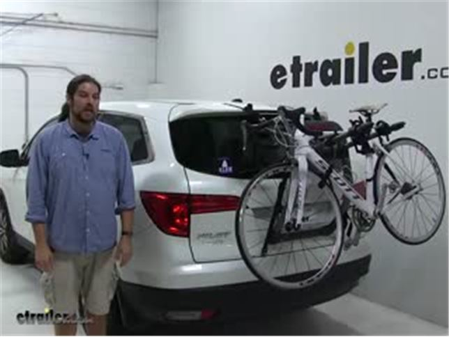 honda pilot bike rack