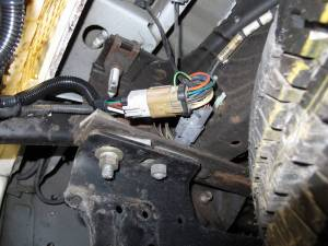 2001 Ford F250 and F350 Super Duty Custom Fit Vehicle Wiring  Tow Ready