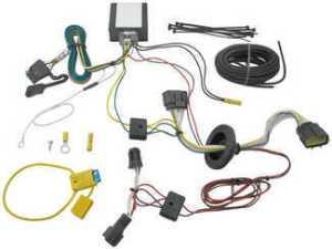 2012 kia sportage Custom Fit Vehicle Wiring  Tekonsha