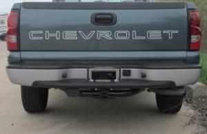 2001 Chevrolet Pickup, Silverado Trailer Hitch  Curt