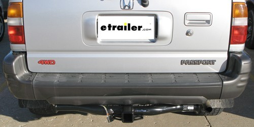 2000 Honda Passport Trailer Hitch Draw Tite
