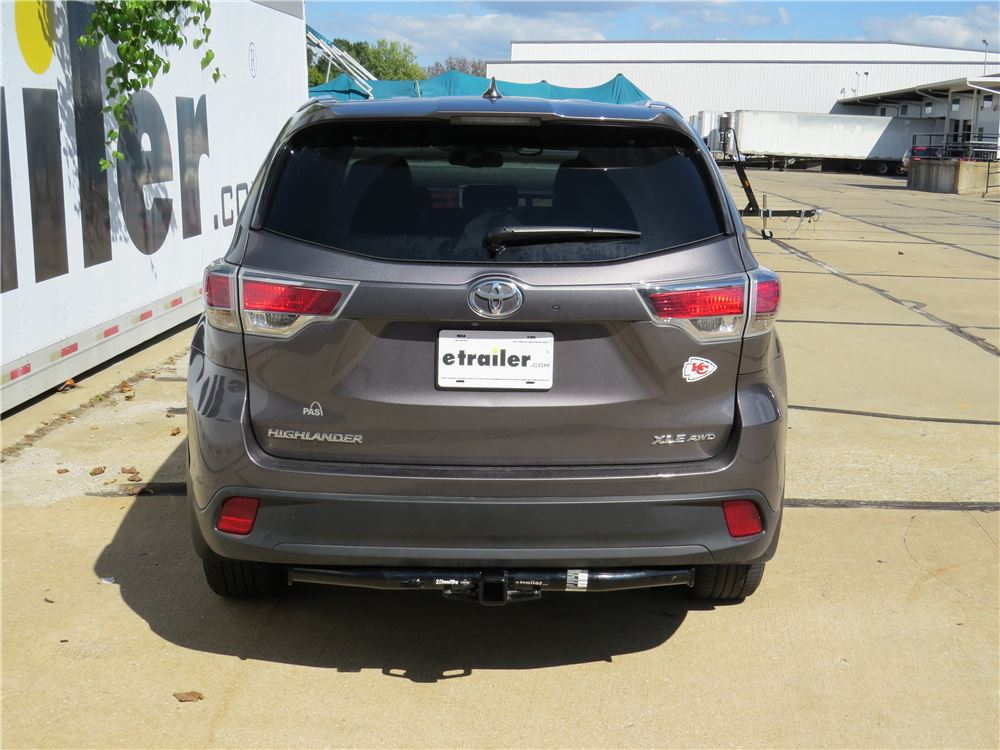 2015 Highlander Running Boards