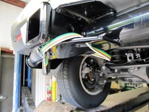 2013 toyota fj cruiser Custom Fit Vehicle Wiring  Curt