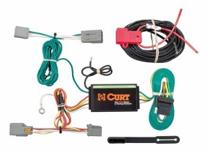 2016 Ford Transit Connect Custom Fit Vehicle Wiring  Curt