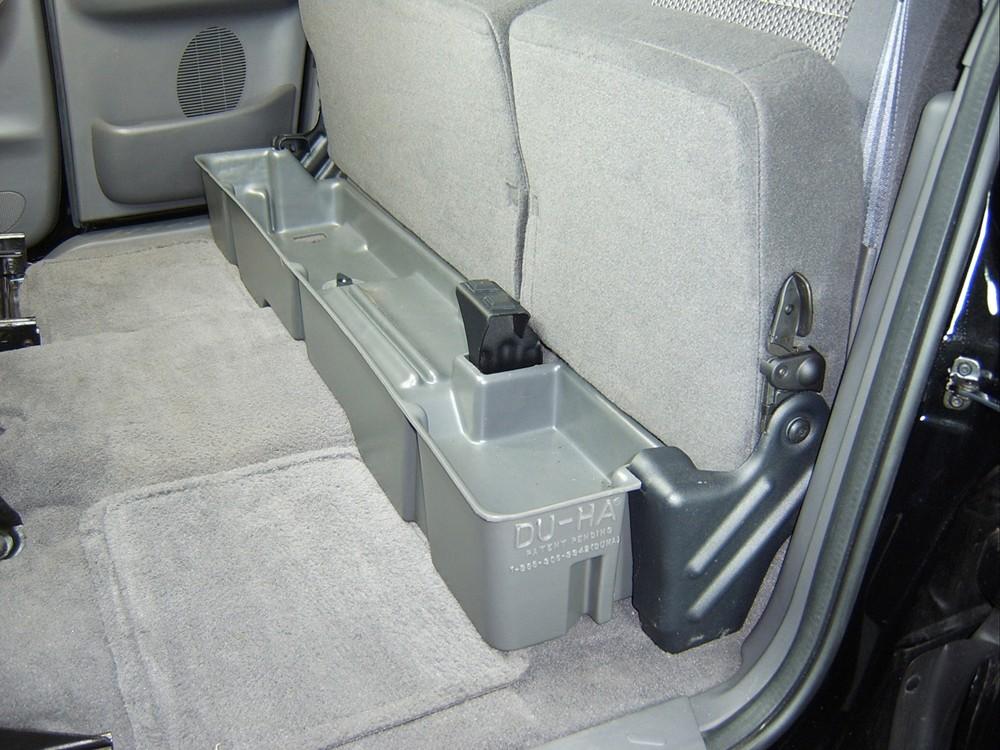 Ford Explorer Cargo Organizer