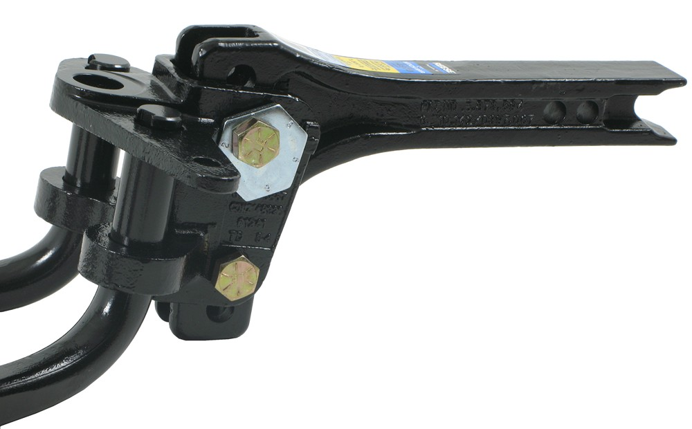 Distribution Dual Cam Weight Hitch