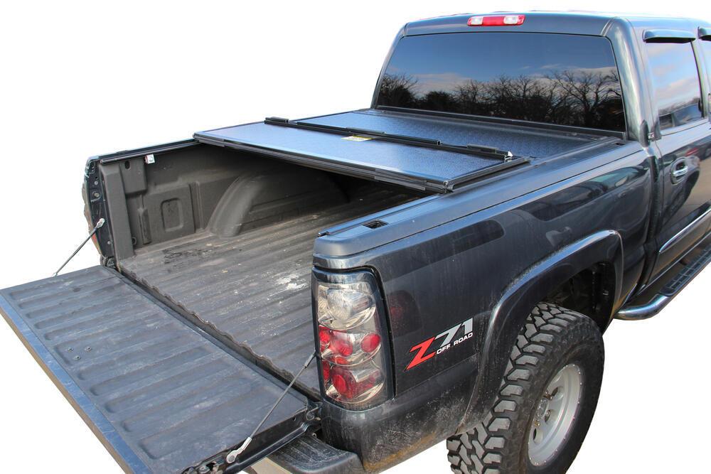 2010 Chevrolet Silverado Bakflip Fibermax Hard Tonneau