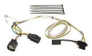 2016 Jeep Wrangler Unlimited Custom Fit Vehicle Wiring  Curt