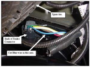 Installing Aftermarket Brake Controller on a 2011 Chevrolet 2500 HD wIntegrated Brake