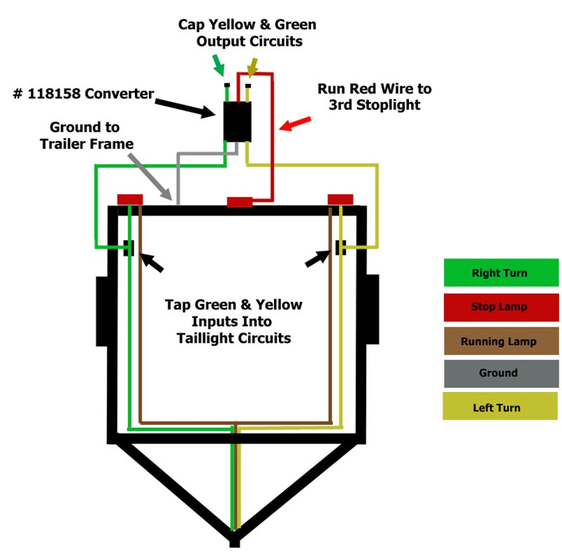 wiring diagram for led trailer lights the best wiring diagram 2017 3 wire trailer light wiring diagram  Electric Club Car Golf Cart Wiring Diagram 3 wire led trailer light wiring diagram New Light Switch Wiring