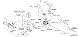 Wiring Diagram for Superwinch LT3000ATV | etrailer