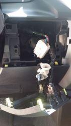 Brake Controller Harness Location for 2017 Toyota Taa | etrailer