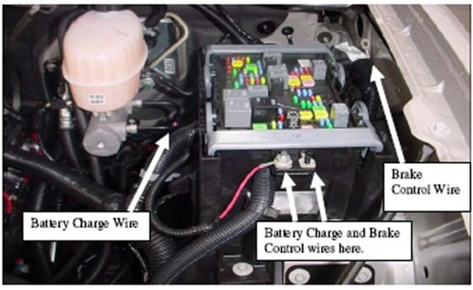 2008 gmc sierra trailer wiring  model wiring diagram
