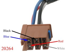 Voyager Brake Control Wiring Diagram for Installation in a