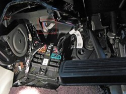 Wiring in a Trailer Brake Controller on a 2013 Chevy