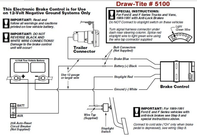 wiring diagram for trailer brake controller wiring diagram wiring diagram for trailer electric brakes the