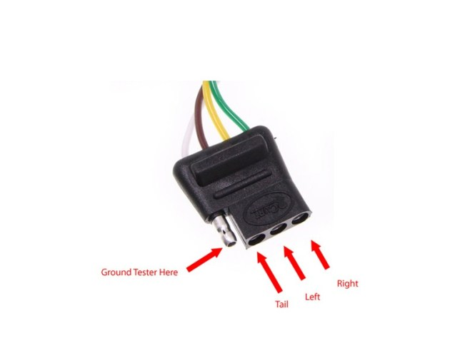 f150 trailer wiring diagram wiring diagram f150 radio source 7 blade trailer connector wiring diagram wirdig