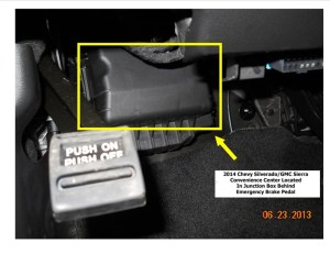 Brake Controller Installation2014 Chevy Silveardo | etrailer