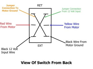 Wiring For Replacement Switch On Atwood Landing Gear | etrailer